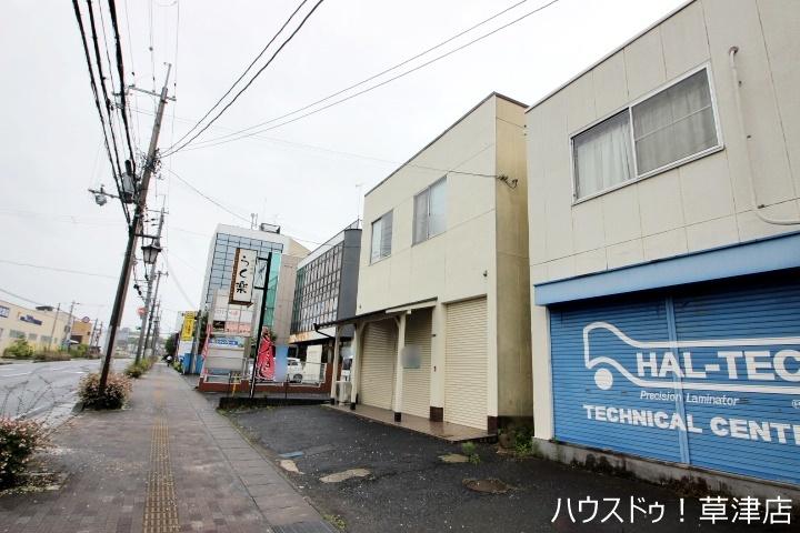 栗東郵便局まで徒歩1分(約30m)
