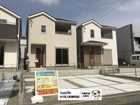 ○リーブルガーデン 名古屋市中川区一色新町2丁目 全3棟 2号棟 新築一戸建て