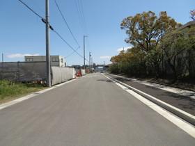 名古屋市港区大西2丁目 建築条件なし土地