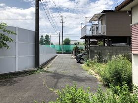 津島市常盤町4丁目 建築条件なし土地