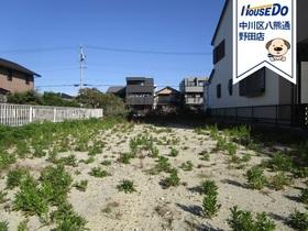 名古屋市中川区中郷5丁目 建築条件なし土地