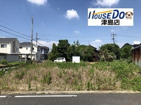 ●津島市東洋町 建築条件なし土地