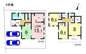 リーブルガーデン名古屋市港区船頭場3丁目 全3棟 2号棟 新築一戸建て