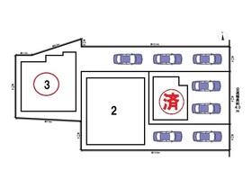 ○ミラスモ 名古屋市中川区西日置2丁目 全3棟 3号棟 新築一戸建て