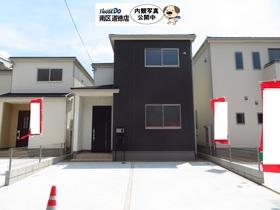 グラファーレ 名古屋市南区宝生町2期 全5棟 2号棟 新築一戸建て