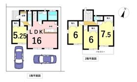 ハートフルタウン名古屋市港区稲永3期 全2棟 2号棟 新築一戸建て
