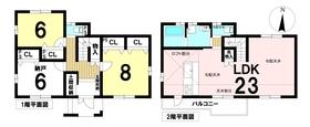 ●あま市新居屋清明 中古一戸建て