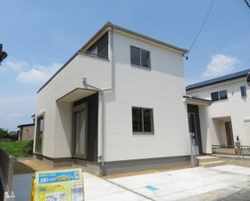 ○グラファーレ津島市神守町2期 全1棟 新築一戸建て