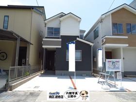 ハートフルタウン 名古屋市南区鳴浜町6期 全2棟 2号棟 新築一戸建て