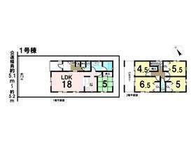 クレイドルガーデン愛西市鰯江町第3 全2区画 1号棟 新築一戸建て