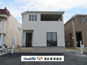 クレイドルガーデン名古屋市港区八百島第1 全3棟 1号棟 新築一戸建て
