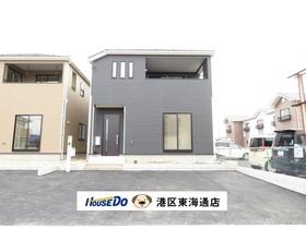 クレイドルガーデン名古屋市港区八百島第1 全3棟 3号棟 新築一戸建て