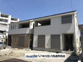 クレイドルガーデン名古屋市中川区上脇町第1 全3棟 3号棟 新築一戸建て
