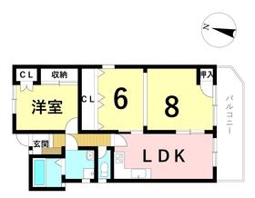 中川マンションB棟