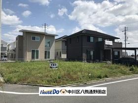 名古屋市中川区下之一色町字三角 A号地 建築条件なし土地