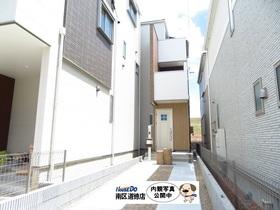 メルディア 名古屋市南区鶴里駅東 全2棟 B号棟 新築一戸建て
