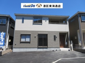 クレイドルガーデン名古屋市港区正徳町第2 全3棟 2号棟 新築一戸建て