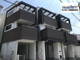 メルディア 名古屋市中川区柳堀町 全3棟 新築一戸建て A号棟