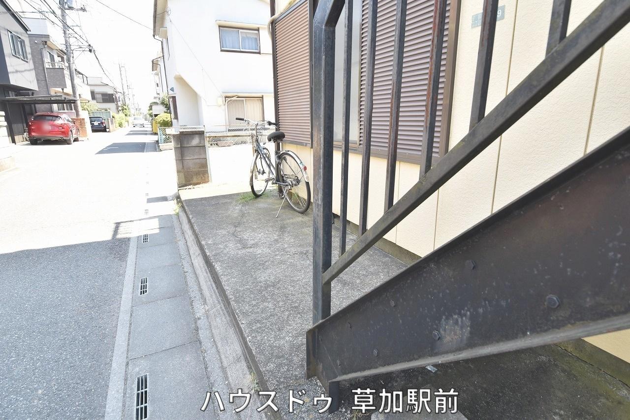 土地面積:161.05㎡の物件です。1階2階同じ間取りですが、1階にはバルコニーはありません。