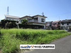 名古屋市中川区中須町 1号地 全2区画 建築条件なし土地