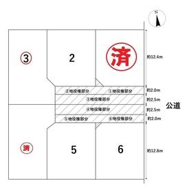 ○リーブルガーデン 名古屋市中川区法華西町 全6棟 3号棟 新築一戸建て