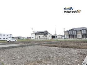 大治町北間島宮東 全3区画 1号地 建築条件なし土地