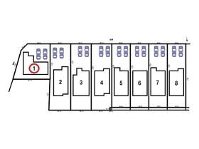 あま市森3丁目2期 全8棟 1号棟 新築一戸建て