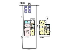 あま市森3丁目2期 全8棟 2号棟 新築一戸建て