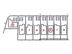あま市森3丁目2期 全8棟 6号棟 新築一戸建て