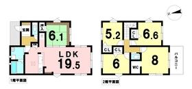 ケイアイフィット港区稲永5丁目 全1棟 新築一戸建て