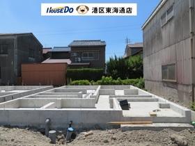 ○クレイドルガーデン名古屋市港区当知第2 全3棟 2号棟 新築一戸建て