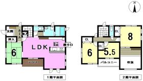 津島市蛭間町 全1棟 新築一戸建て
