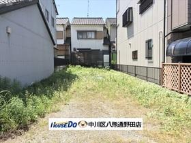 ●名古屋市中川区福船町3町目 建築条件なし土地