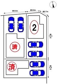 ミラスモ 名古屋市南区元桜田町 全3棟 2号棟 新築一戸建て