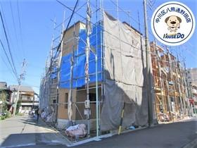 メルディア名古屋市中川区横堀町2丁目 全9棟 G号棟 新築一戸建て