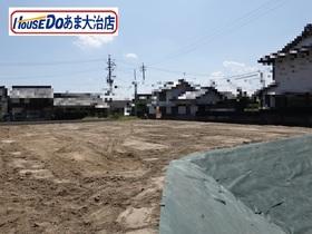 ●大治町北間島屋敷 建築条件なし土地