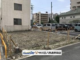 名古屋市中川区百船町 建築条件なし土地