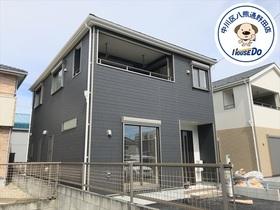 クレイドルガーデン細米町1丁目第一 全5棟 1号棟 新築一戸建て