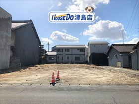 津島市橘町2丁目 建築条件なし土地