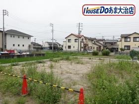 大治町花常福島 建築条件付き土地