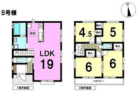 ハートフルタウン 名古屋市南区芝町3期 全4棟 B号棟 新築一戸建て
