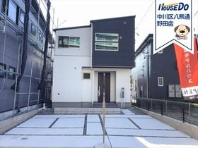 名古屋市中川区吉津3丁目 Ctype 全3棟 新築一戸建て