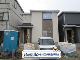 名古屋市中川区西中島1丁目 ファーストタウン 2号棟 全2棟 新築一戸建て