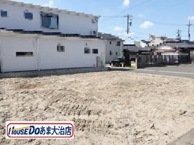 ●あま市木田五反田 建築条件なし土地