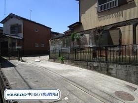 名古屋市中川区島井町 建築条件なし土地