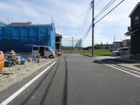 クレイドルガーデン名古屋市中川区戸田西第2 1号棟 全3棟 新築一戸建て