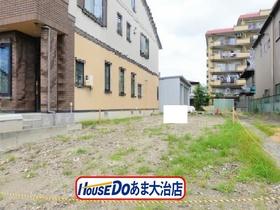 ●あま市新居屋江上田 建築条件なし土地