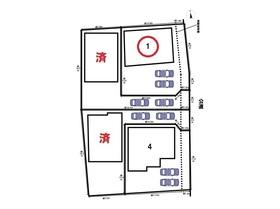 ○あま市方領北浦 全4棟 1号棟 新築一戸建て