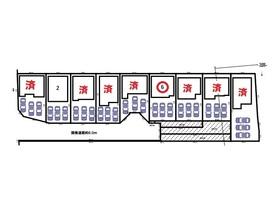 ○大治町西條西之川19-3期 全9棟 6号棟 新築一戸建て