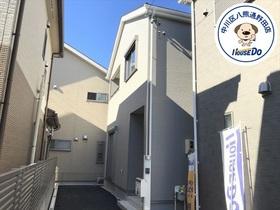 クレイドルガーデン名古屋市中川区打出1丁目第3 全2棟 1号棟 新築一戸建て